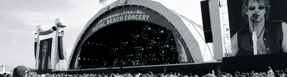 Royal Beach Concert